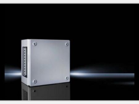 威圖接線箱 KL 鋼板,帶壓蓋板
