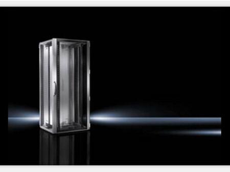 威圖網絡/服務器機柜 TS IT 帶透明門